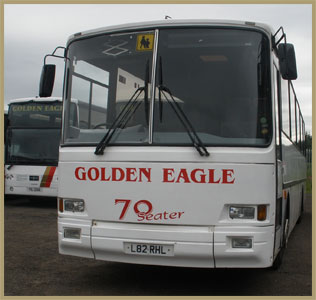 70 Seater Bus